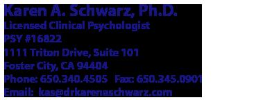 Dr. Karen A. Schwarz, PhD